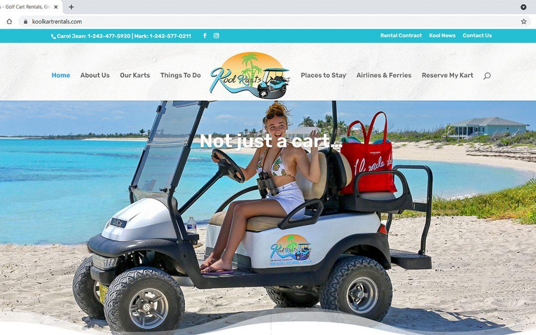 Kool Karts Green Turtle Cay, Bahamas